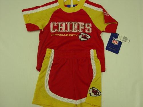Kansas City Chiefs NFL 2pc JERSEY SHORT SET 7