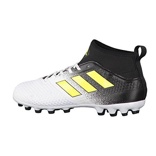 adidas Ace 17.3 Ag, Botas de Fútbol para Hombre, Varios Colores (Ftwbla/Amasol/Negbas), 42 EU