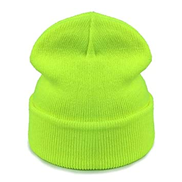 83736de4f2d30 HOKUGA  2018 New Fashion Winter Hat Women Man Cap Skullies Beanies Unisex  Warm Hats Knitted