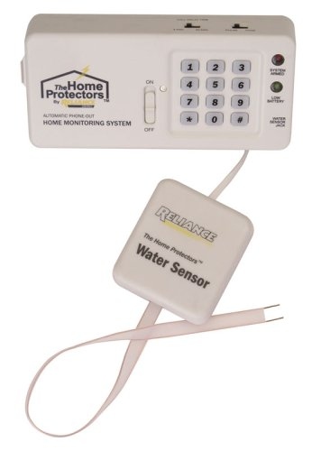 Reliance Controls Corporation THP201 Automatic Phone Out Alarm with 3 Functions - Out Sump