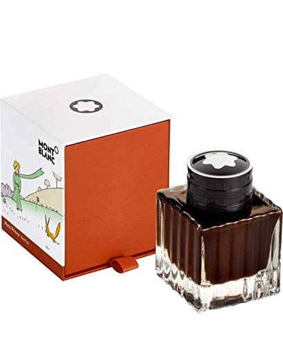 (Montblanc Le Petit Prince & Fox Ink Bottle 50ml )