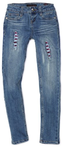 Baby Phat - Kids Big Girls' Sequin Jean