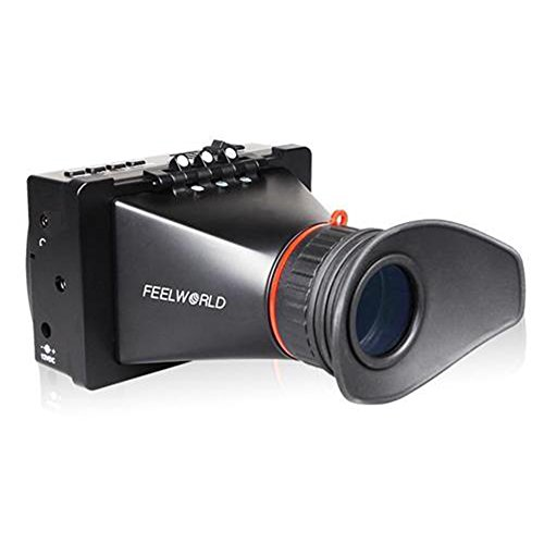 Feelworld S350 3.5'' EVF 3G-SDI HDMI Electronic Camera View Finder by Mivitar