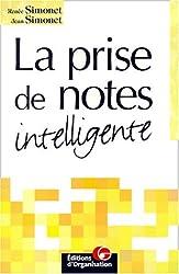 La Prise de notes intelligente