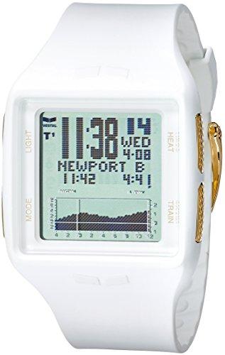 White Gold Unisex Watch - 6