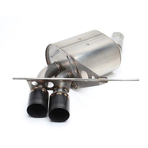Dinan D660-0025-BLK Stainless Exhaust ()
