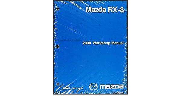 mazda rx8 workshop manual