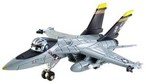 Planes - Avión básico de juguete, Diecast Bravo (Mattel X9462)