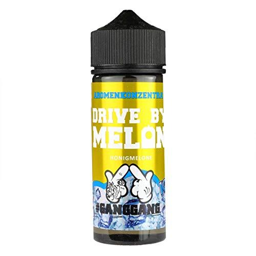 Keros Liquids Aromakonzentrat Drive By Melon Ice, Shake-and-Vape zum Mischen mit Basisliquid für e-Liquid, 0.0 mg…