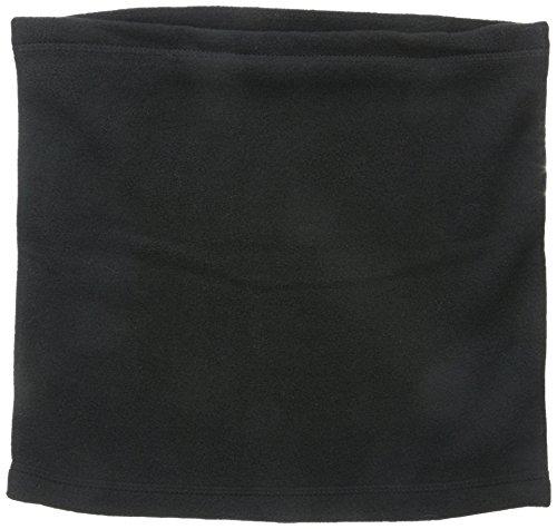 Igloos Men's 4-Way Stretch Fleece Neck Gaiter, Anthracite, One Size