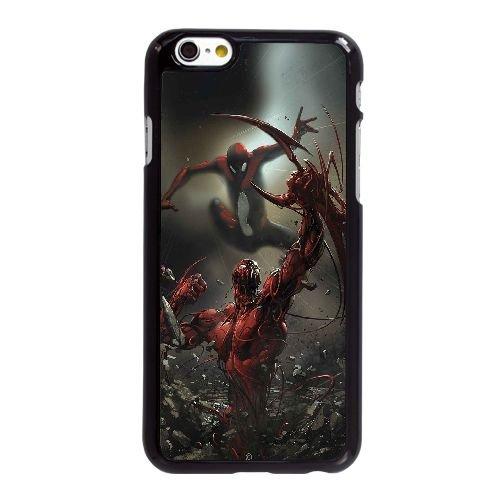 V3S66 Supérieure Carnage P7J2JV coque iPhone 6 Plus de 5,5 pouces cas de couverture de téléphone portable coque noire DC3FOI5SG