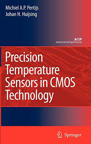 Precision Temperature Sensors in CMOS Technology (Analog Circuits and Signal Processing)