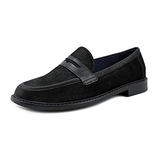 cole haan womens black loafer - 5