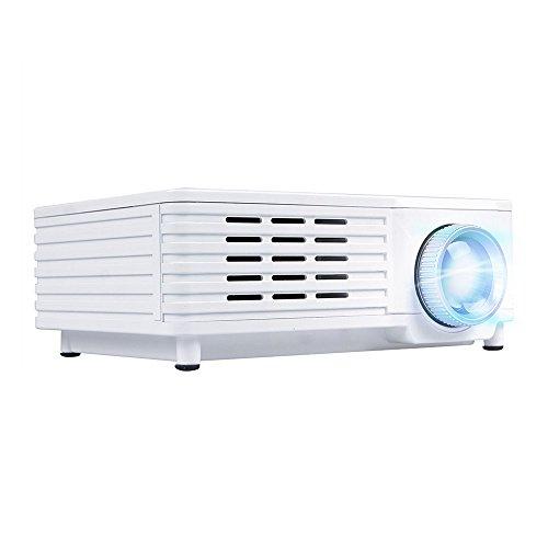 OEM B3 LED LCD (QVGA) Mini Video Projector - US Version (Includes Warranty) - White (FP3224B3W)
