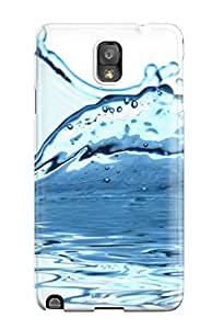 Premium Case With Scratch Resistant Waters And Backgrounds Case Cover For Galaxy Note 3