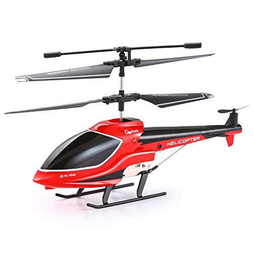 EXCOUP Remote Control Helicopter 3.5 Channel RC Helicopter with Gyro Gifts Toys for Boys Kids