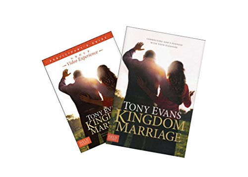 Kingdom Marriage- Connecting God's Purpose with Your Pleasure (Book, Study Guide and DVD) -  Focus On The Family