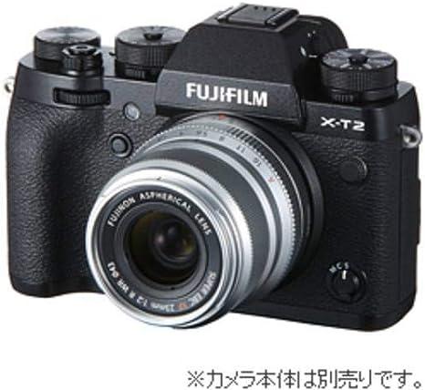 Fujifilm Fujinon Xf23mm F2 R Wr Objektiv Silber Kamera