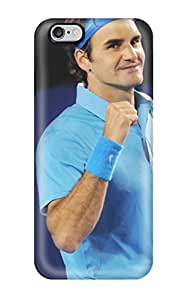 Best 8895495K15899195 New Roger Federer Tpu Case Cover, Anti-scratch Phone Case For Iphone 6 Plus
