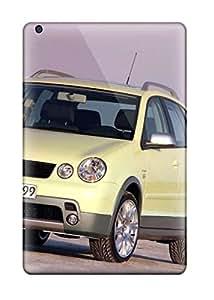 Sanp On Case Cover Protector For Ipad Mini/mini 2 (2005 Volkswagen Polo Fun)