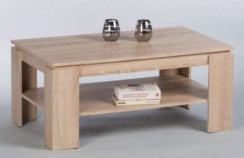 100% Origineel Salontafel Harrison 16723 woonkamertafel tafel eiken Sonoma HGVWOuY