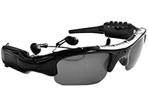 Generic Pinhole Hidden Video Recorder DVR Sunglasses Camera w/ Micro SD Slot Expandable to 16gb