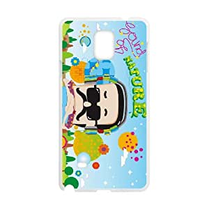 sound of nature Samsung Galaxy Note 4 Cell Phone Case White xlb2-391100