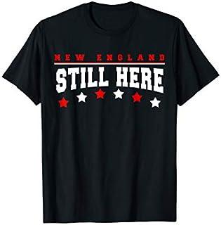 Birthday Gift Still Here New England  New England Football  Long Sleeve Funny Shirt / Navy / S - 5XL