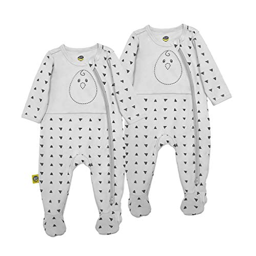 Nested Bean Zen Footie Pajama Classic - Gently Weighted b207a06de