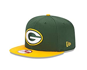 NFL Green Bay Packers Baycik 9Fifty Snapback Hat by New Era Cap Company