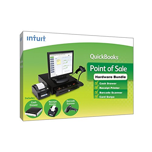 Quickbooks Pos Standalone Retail Cube product image
