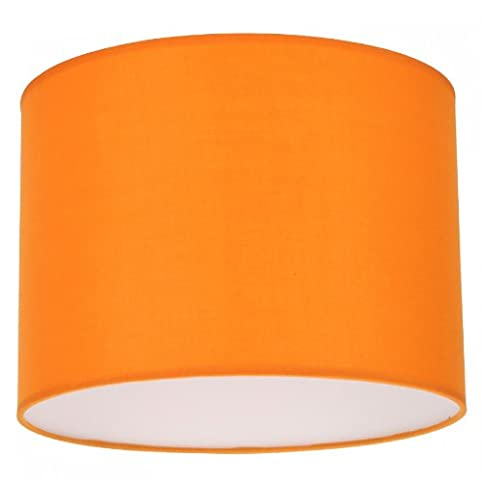 Tp24 eco drum lamp shade tp4453 tangerine orange light shades tp24 eco drum lamp shade tp4453 tangerine orange light shades mozeypictures Images