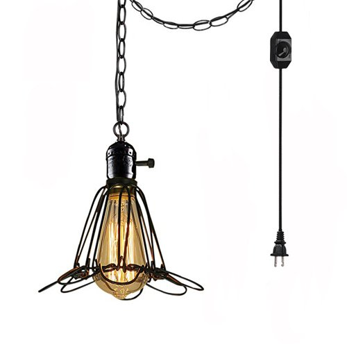 Amazon.com: Anye arte antiguo Vintage hierro Birdcage ...