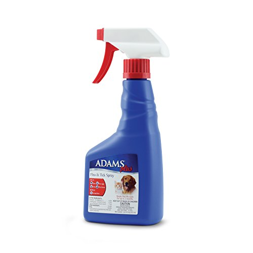 Adams Plus Tick And Flea Spray For Your Dog And Cats