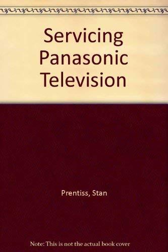 Servicing Panasonic TV for 1974-1975