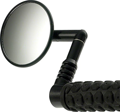 Bar End Mount - Mirrycle Mountain Bike Mirror