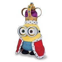 Minions Movie Electronic King Bob Plush by Despicable Me