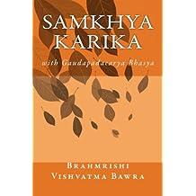 Samkhya Karika with Gaudapadacarya Bhasya