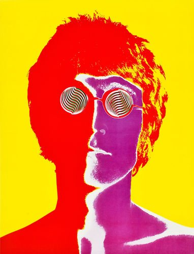The Beatles, Richard Avedon, John Lennon Photo Print