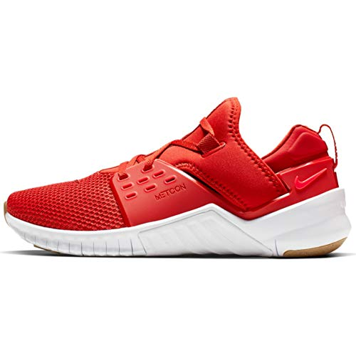 Nike Free X Metcon 2Men's Training Shoe Mystic RED/RED Orbit-Gum Light Brown - Brown 2 Footwear Dark