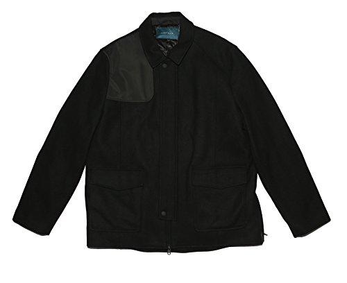 perry-ellis-mens-wool-double-vent-coat-black-l