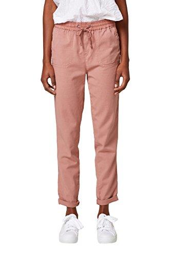 Pink Rosa Old ESPRIT Donna 680 Pantaloni 8UxHTY1