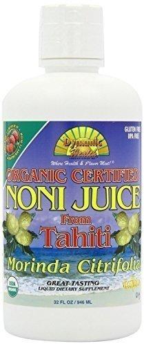 Dynamic Health Noni Juice Og2 Raspberry 32 Fz