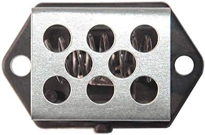Engine Cooling Fan Module Resistor Compatible for Ford GT Focus Contour 4U2Z14S411DA F5RZ8L603AC