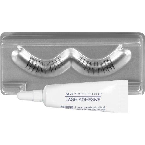 Maybelline New York Expert Lash Eyelashes, Natural Black 510, 0.1 Ounce ()