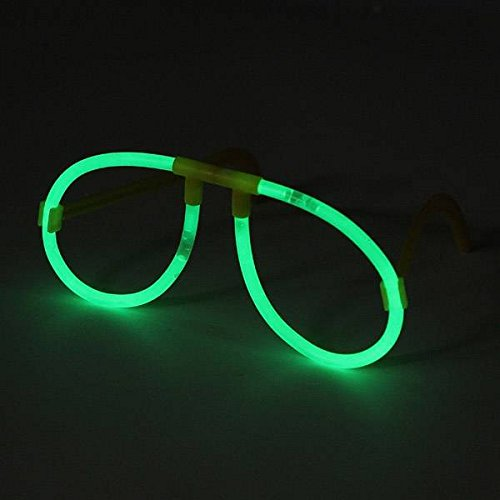 C&C Products Liquid Glow Eyeglasses Party Prop Halloween Party Toys