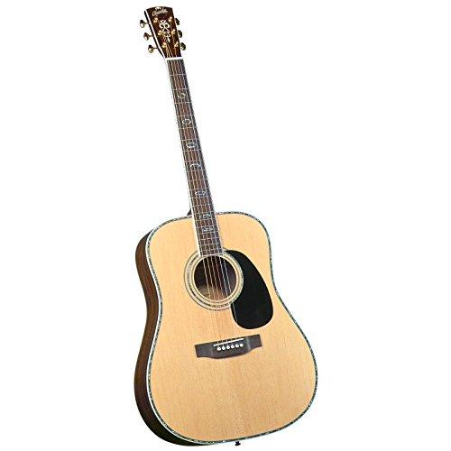 Art Wood Series Acoustic Guitar - Blueridge BR-70 Contemporary Series Dreadnought Guitar