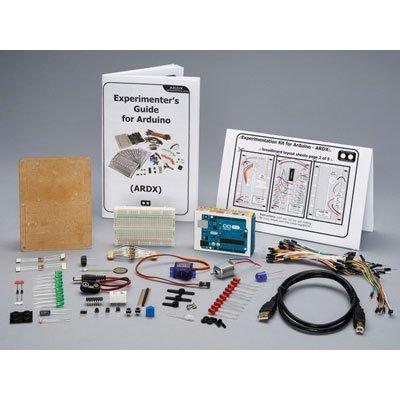 - Adafruit ARDX - v1.3 Experimentation Kit for Arduino (Uno R3)