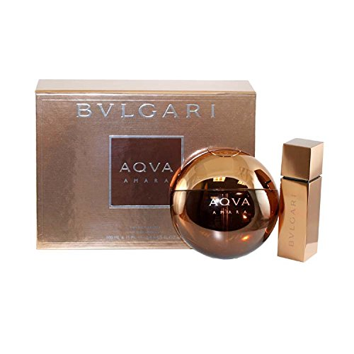 Bvlgari Aqva Amara 2 Piece Gift Set for Men BUL91491
