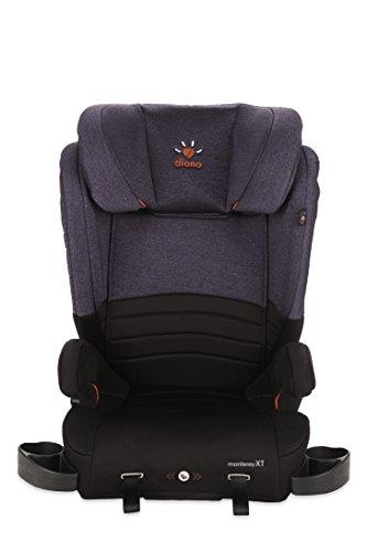 Diono Monterey XT High Back Booster Seat, Purple